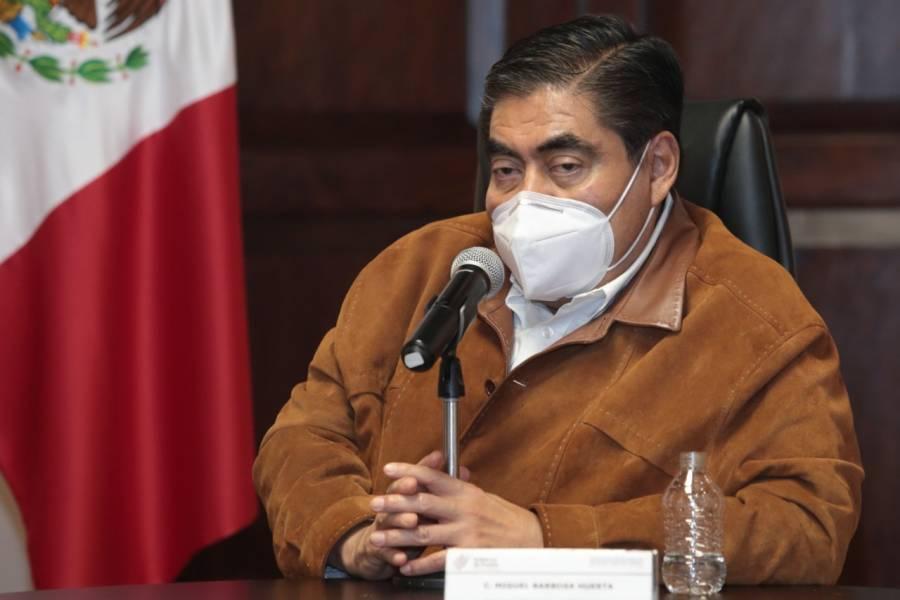 Durante reunión con Conago Miguel Barbosa ratificó trabajo para combatir delitos financieros