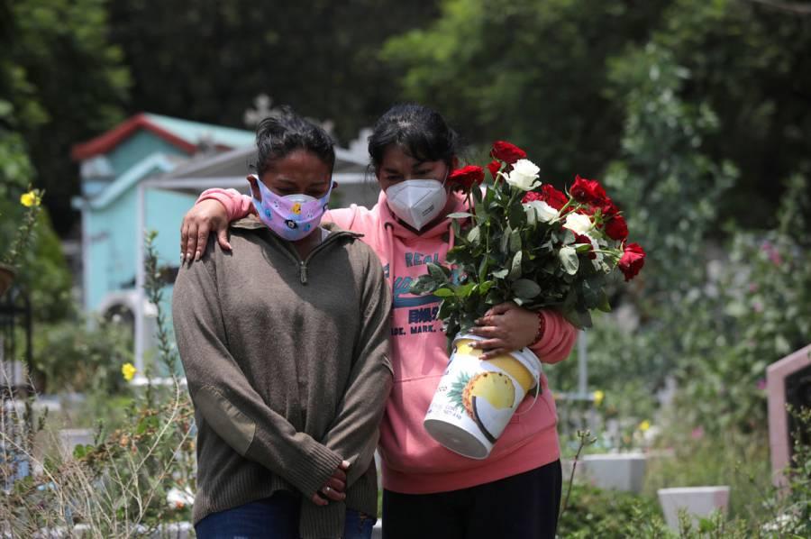 América Latina rebasa las 250 mil muertes por Covid-19