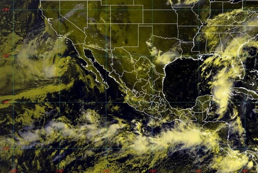"""Tormentas """"Laura"""" y """"Marco"""" amenazan el Golfo de México"""