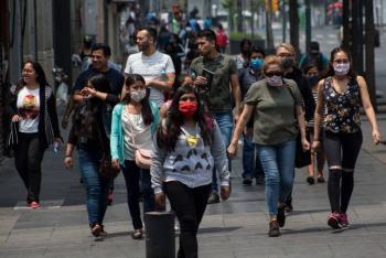 México supera las 60 mil muertes y suman más de 556 mil contagios por Covid-19