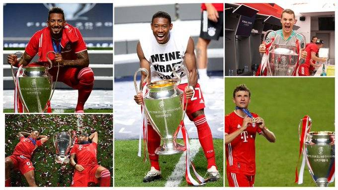 Bayern Múnich nuevo monarca de Europa