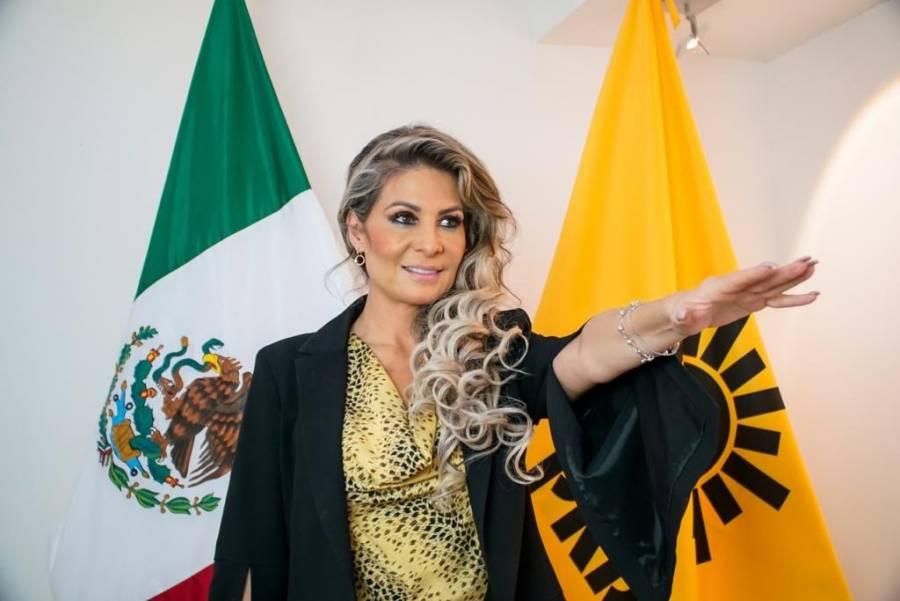 PRD está firme y unido en defensa de los derechos y libertades: Nora Arias