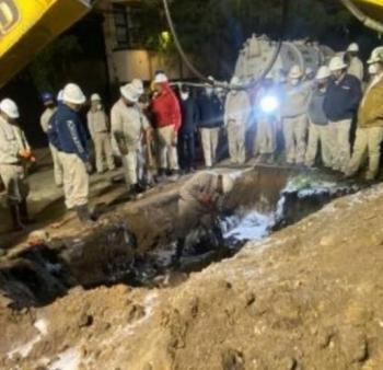 Detienen fuga de hidrocarburo en la alcaldía Miguel Hidalgo