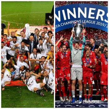 Sevilla y Bayern Munich demostrarán quién es el mejor de Europa