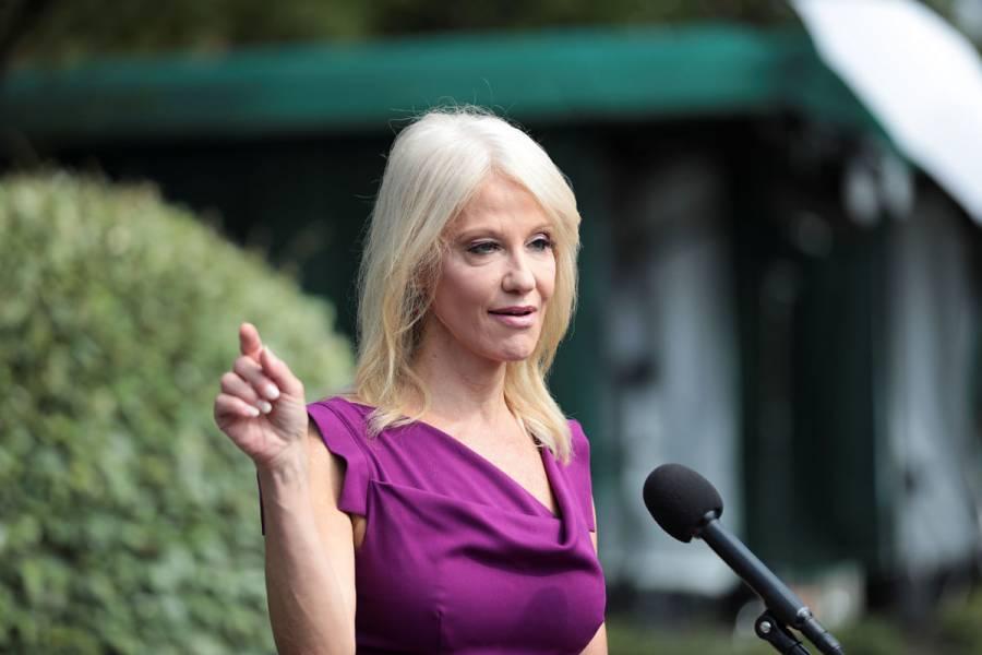 Kellyanne Conway, asesora de Trump, dejará la Casa Blanca