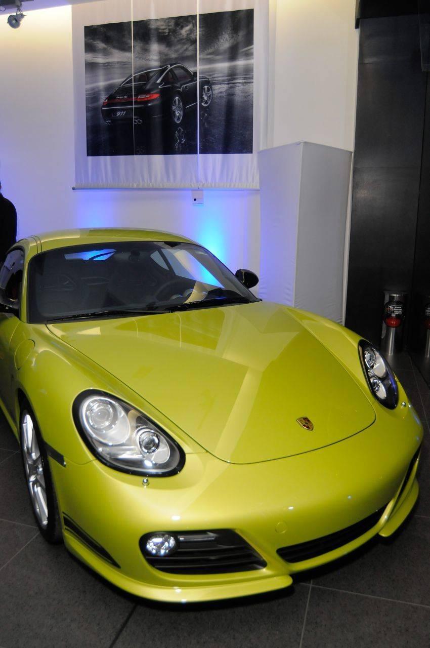 Porsche bajo investigación por manipulación de motores de gasolina en Alemania