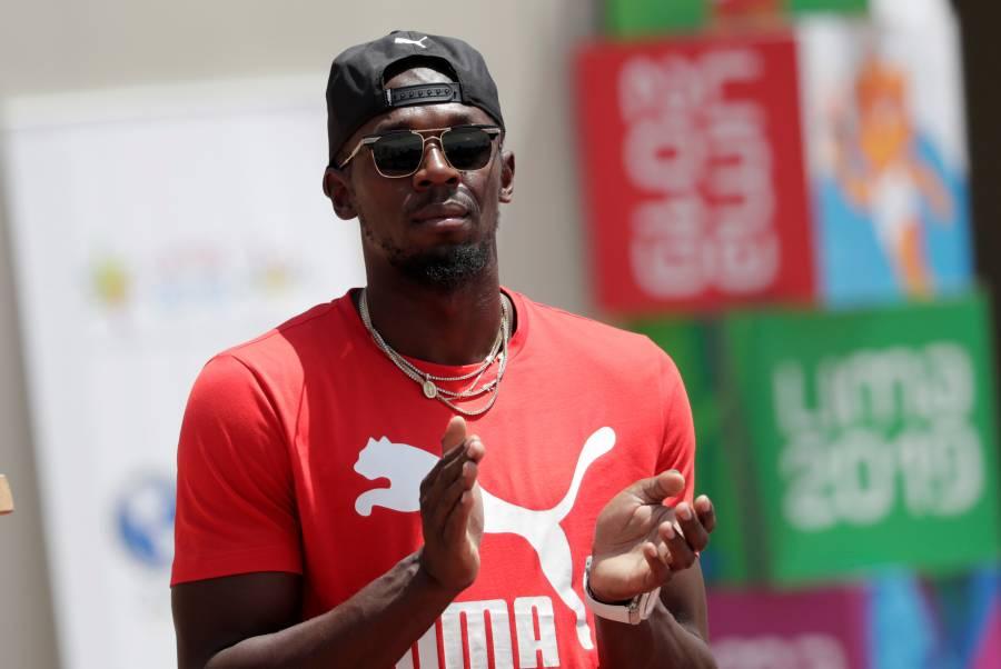 Usain Bolt, positivo a COVID-19 tras fiesta de cumpleaños