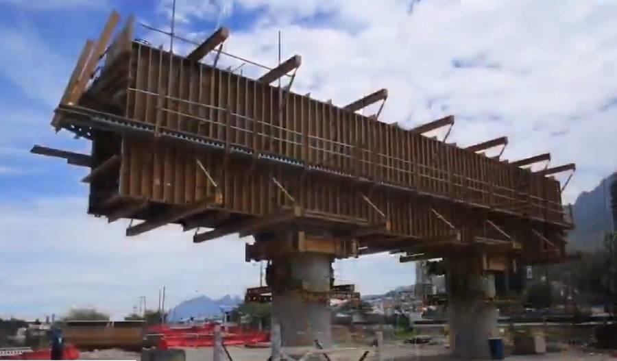 SCT lleva a cabo obras de infraestructura en Nuevo León con inversión de más de 166 mdp