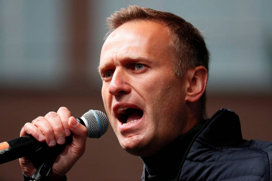 Opositor ruso Alexéi Navalny fue envenenado, revela hospital alemán