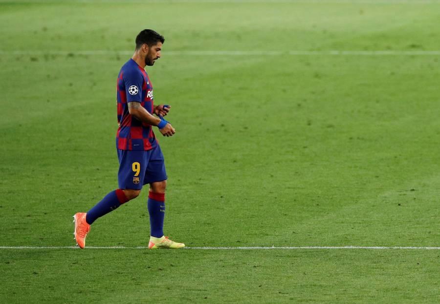 Koeman enseña la puerta de salida a Luis Suárez, Vidal, Umtiti y Rakitic