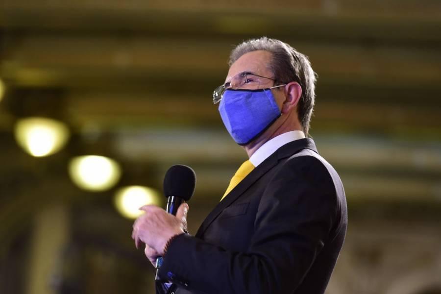 Ante la pandemia, México no se rindió como sí sucedió con otros países: Esteban Moctezuma