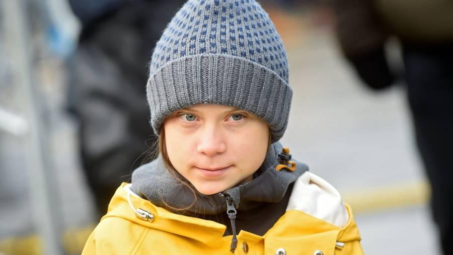 Greta Thunberg vuelve a la escuela en Suecia tras finalizar su año sabático