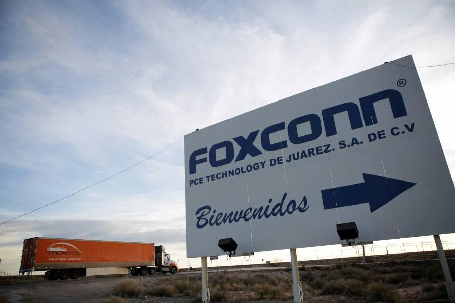 Foxconn y otras asiáticas de electrónicos miran hacia México