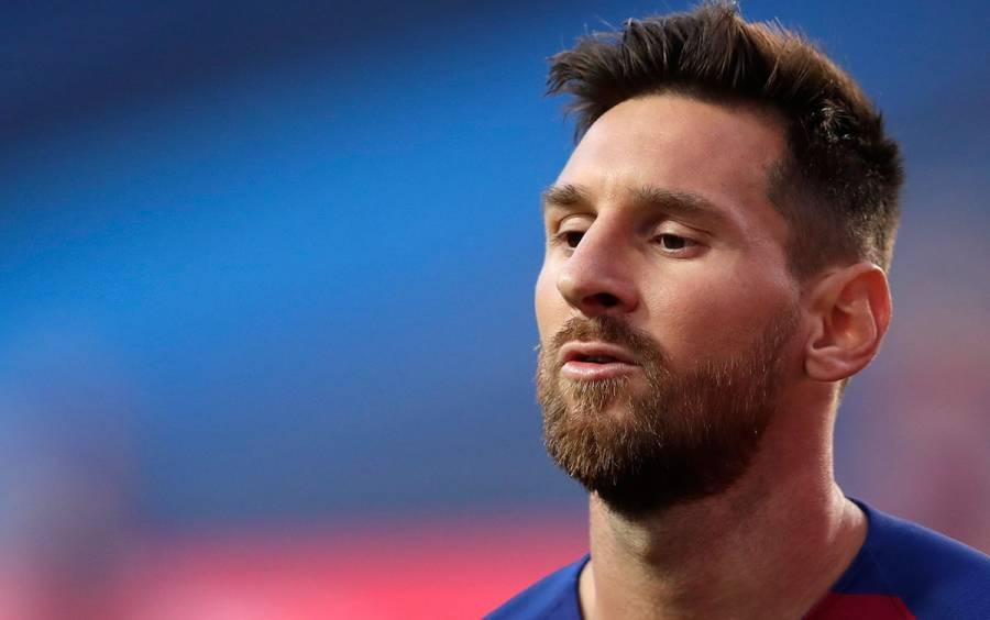 Messi le comunica al Barca que pretende irse del club