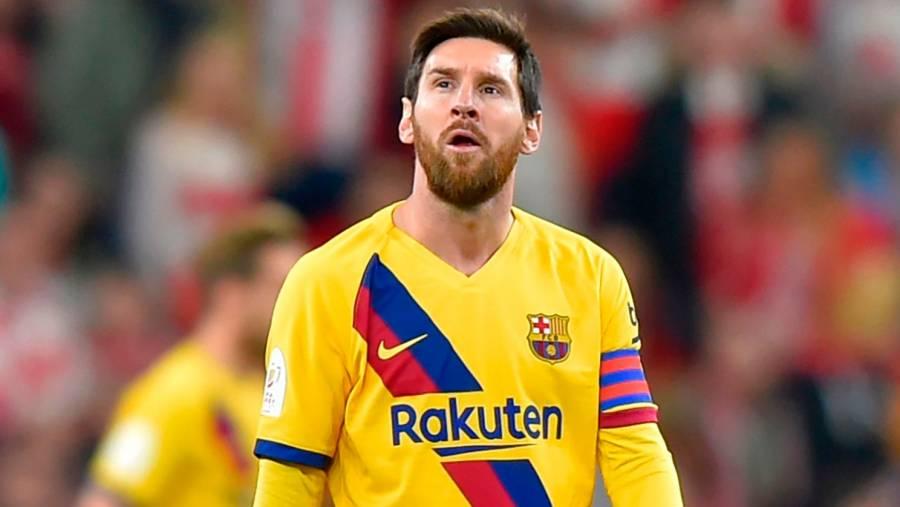 Filtran supuesta notificación legal que envió Messi a la directiva del Barcelona
