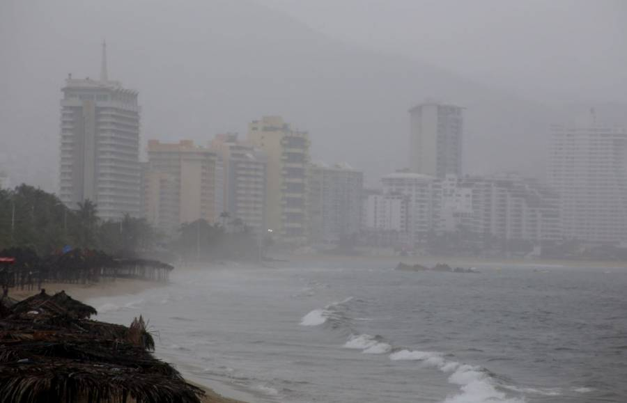 Por temporal, advierten fuertes lluvias en Guerrero, Michoacán y Colima