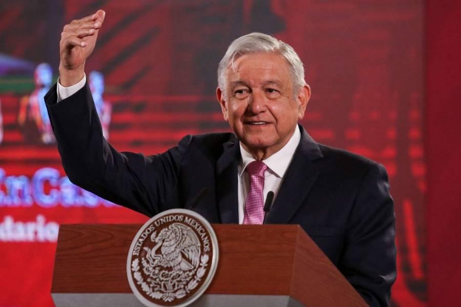 En combate a la corrupción, México vive momento estelar, asegura AMLO