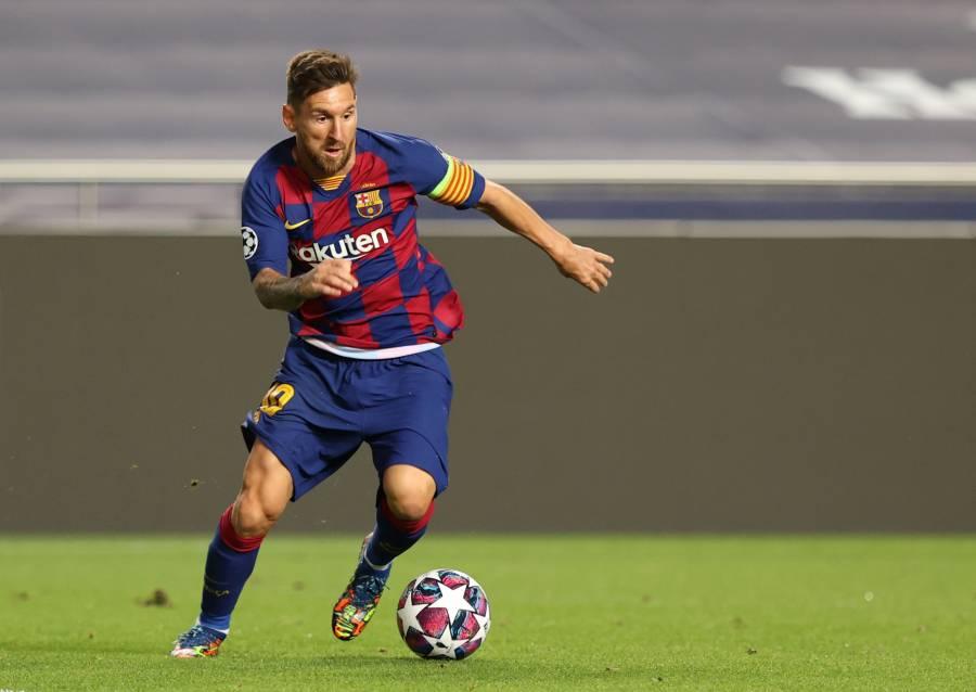 Barcelona pide a Messi retirarse en el club