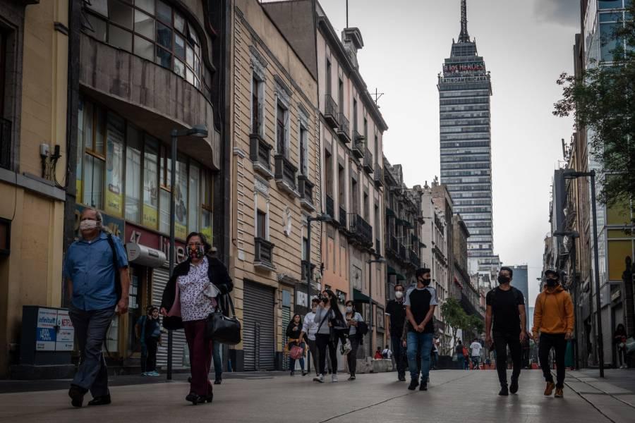 GobCDMX prohíbe la venta de alimentos en el Centro Histórico