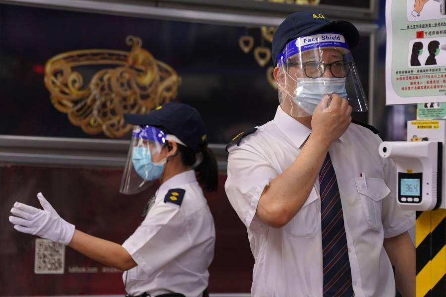 Hong Kong reporta el primer caso de reinfección