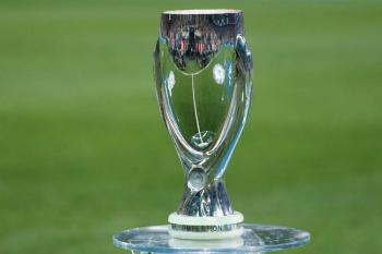 Supercopa de Europa podrá jugarse con público, afirma UEFA