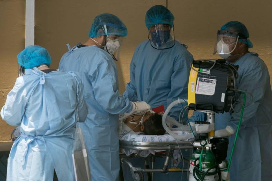 Más de mil profesionales de salud han muerto por Covid-19 en México