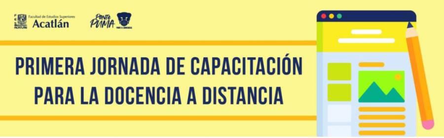 Inédito, la FES Acatlán ofrece 90 cursos de capacitación para sus profesores