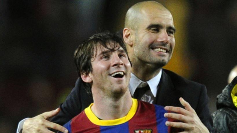 Guardiola podría reconstruir al City alrededor de Messi: Rivaldo