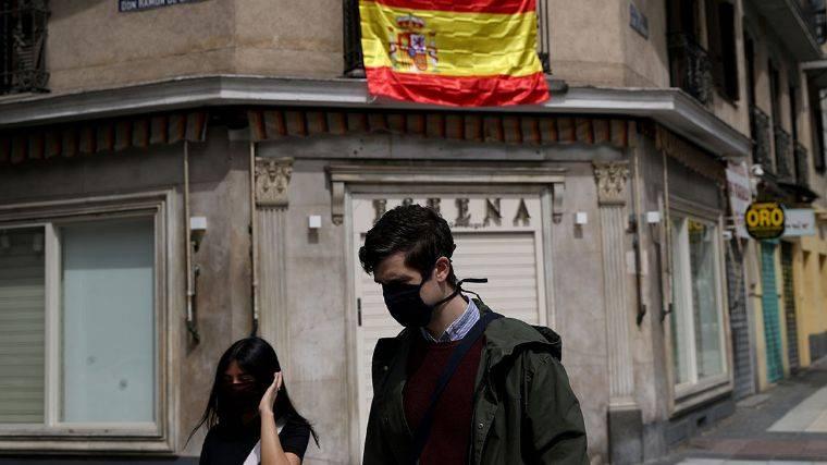 Registran tres mil 594 casos de Covid-19 en 24 horas en España