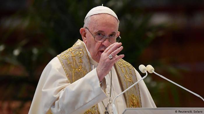 Pandemia agravó problemas sociales y desigualdad: Papa Francisco