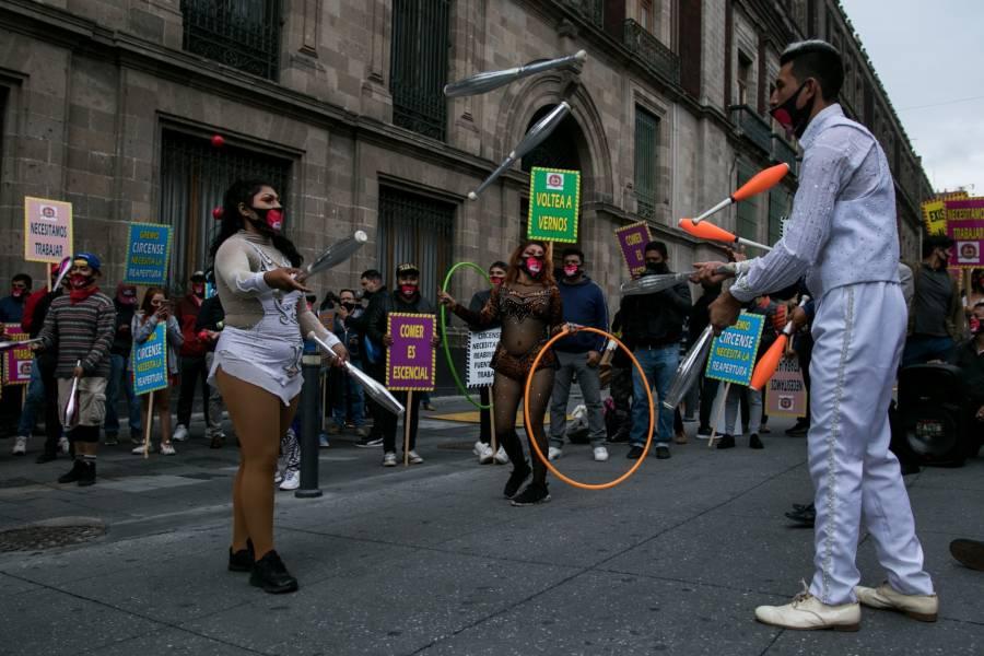 Circos, a punto de desaparecer por la pandemia