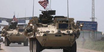 Reportan militares estadounidenses heridos tras incidente con rusos en Siria