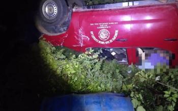 Muere alcalde de San Simón Zahuatlán, Oaxaca en accidente automovilístico