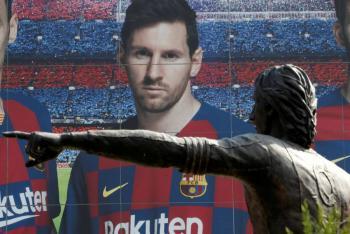 Manchester City comienza a trabajar en el fichaje de Messi