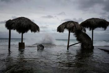 """""""Laura"""" se fortalecerá a huracán de categoría 4 a lo largo del día"""