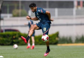Bruno Valdez, baja con el América entre 6 y 8 meses