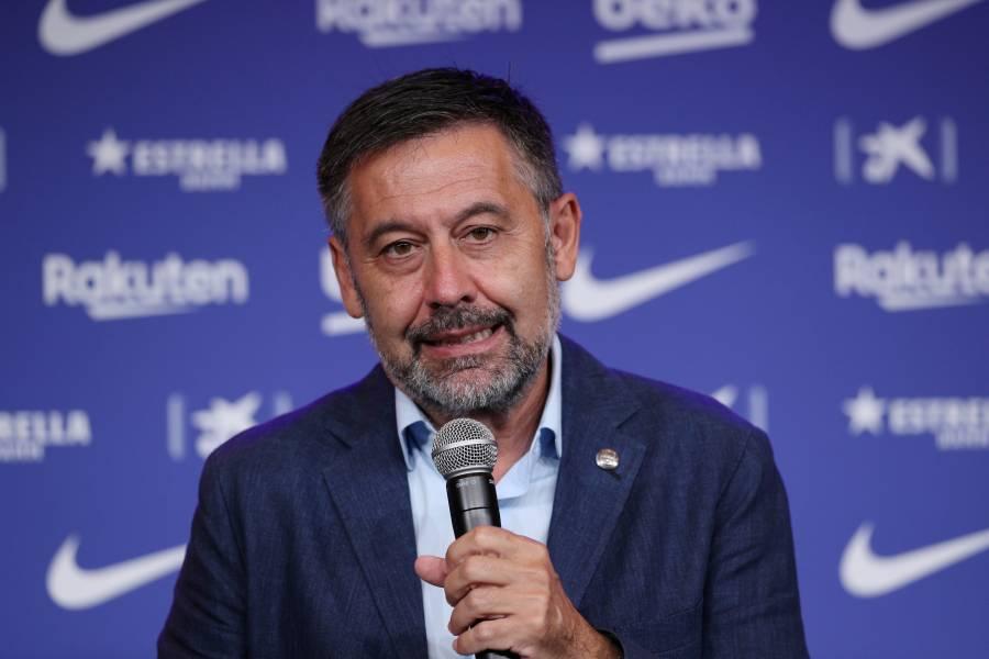 Bartomeu dimitirá si Messi decide quedarse en el Barcelona