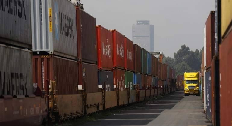 Inegi reporta aumento de exportaciones en julio