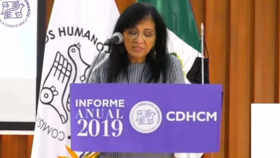 PGJCDMX lidera quejas de mujeres ante CDHCM