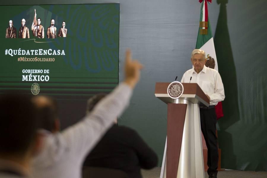 SI NO HAY REPARACIÓN DE DAÑOS, ENTONCES HABRÁ SANCIÓN, INDICA AMLO A ALTOS HORNOS DE MÉXICO
