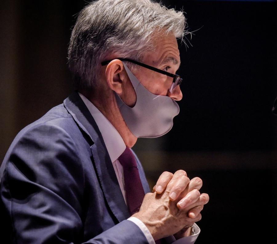 Caída del PIB y anuncio de la FED mueven a EU