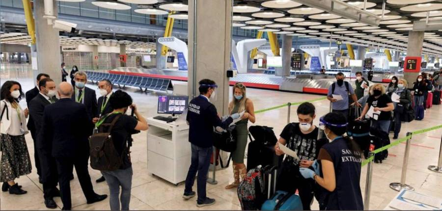 …Y Berlín prohíbe protestas  contra medidas por Covid