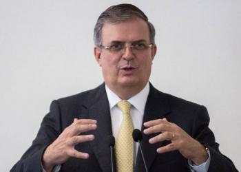 Ebrard: México apostará por producir el mayor número de vacunas contra Covid-19