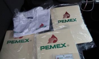 Se hicieron pasar como empleados de Pemex para cometer un fraude