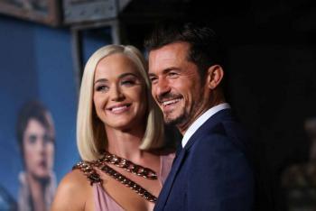 Katy Perry y Orlando Bloom anuncian la llegada de su hija Daisy Dove