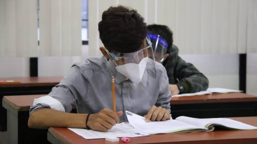 IPN inicia aplicación del examen de admisión a nivel superior
