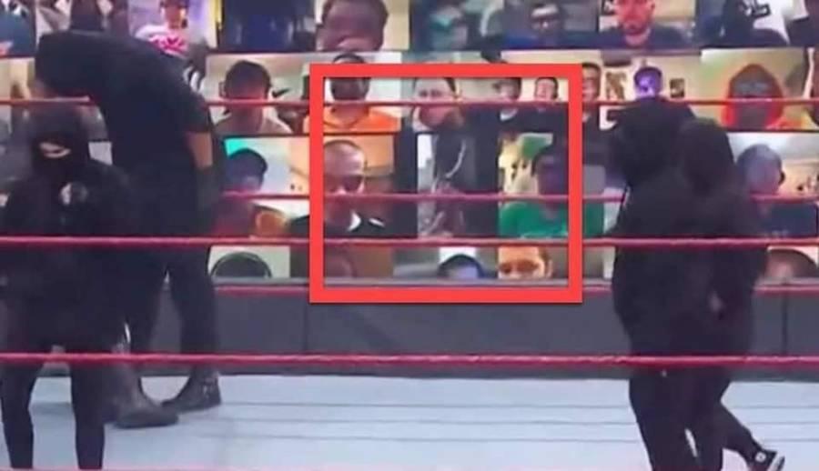 En un show de la WWE, supuestamente decapitan a una persona