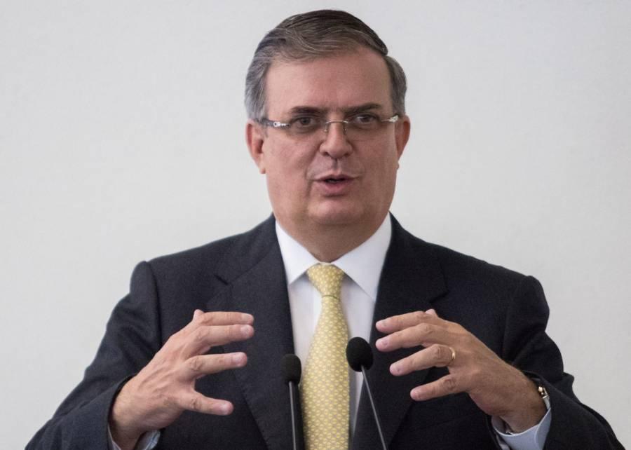 Si son efectivas contra el COVID-19, México tendrá 18 vacunas: Ebrard