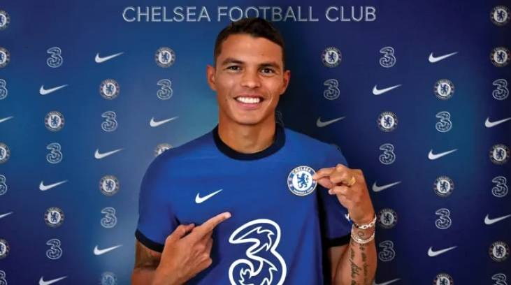 Oficial: Thiago Silva se une al Chelsea