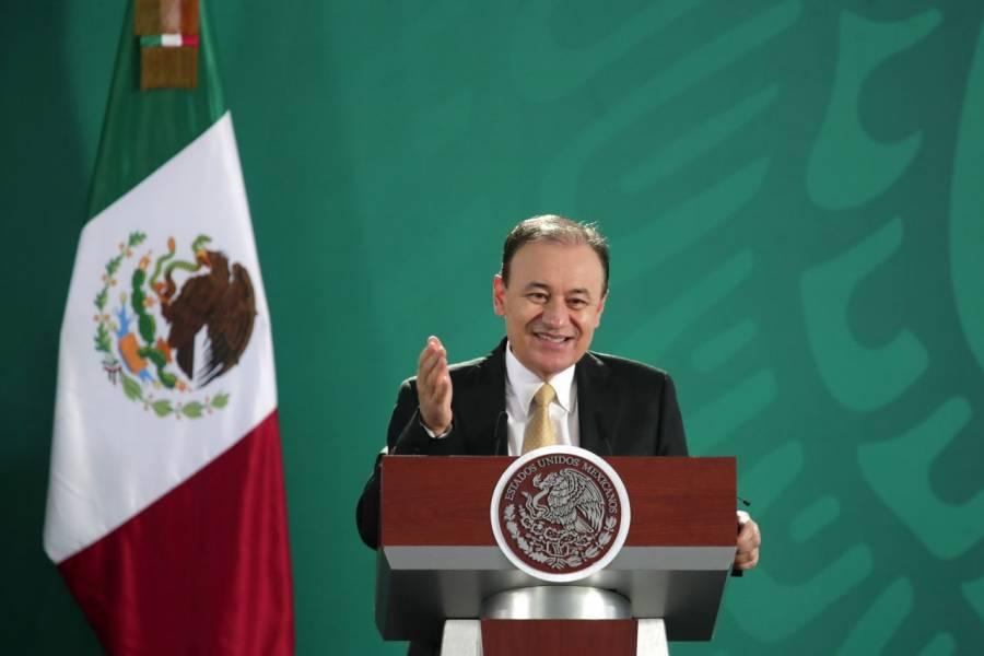 """Durazo: """"Tamaulipas con menos incidencia delictiva por trabajo coordinado"""""""